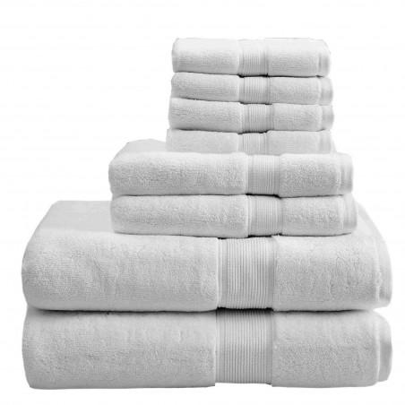 YRTGF No Game No Life Serviettes de Bain Serviettes de Bain Super absorbantes pour la Plage Gym Gym SWM Spa